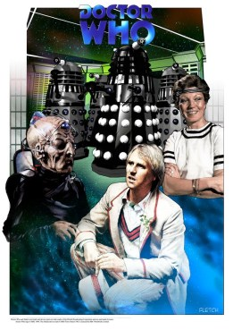 dr who art6