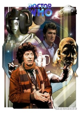 dr who art7