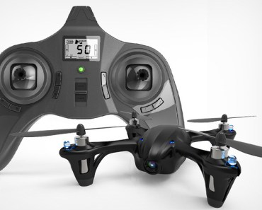 WANT:  The Code Black Compact HD Camera Drone