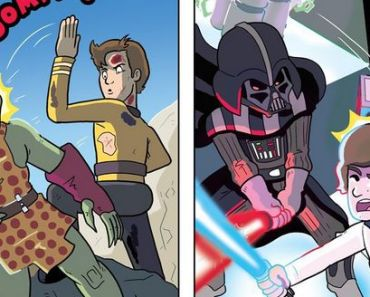 Star Trek Vs. Star Wars Once and For All