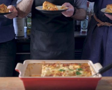 """Here's How to Make That Lasagna From """"Garfield"""""""