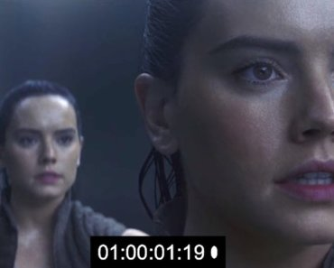 """Parody Deleted Scene From """"Star Wars: The Last JEdi"""" Reveals Rey's Parents"""