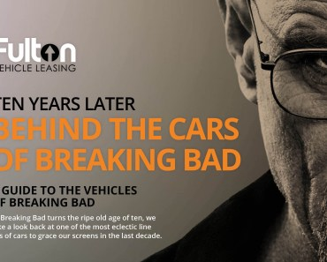 A Guide to the Cars of Breaking Bad