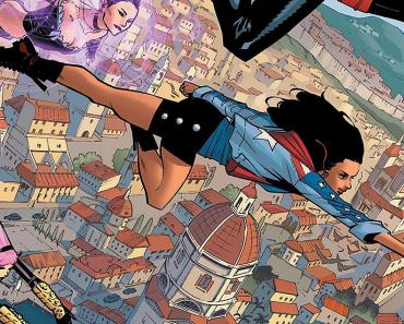 How America Chavez Has Evolved Over the Years