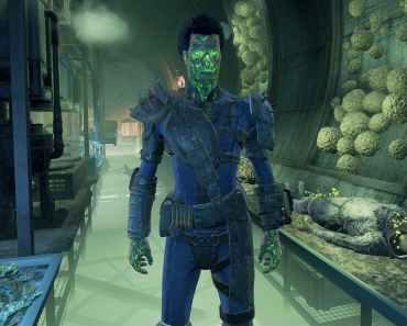 Fallout 76 Mutation