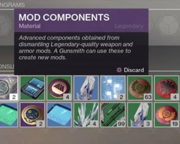 Mod Components