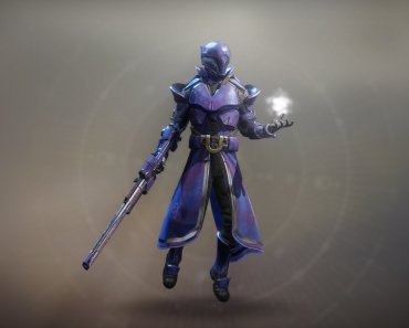 How to Get the Bergusian Night Shader in Destiny 2
