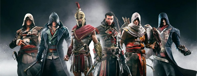 The Top 10 Assassin's Creed Protagonists