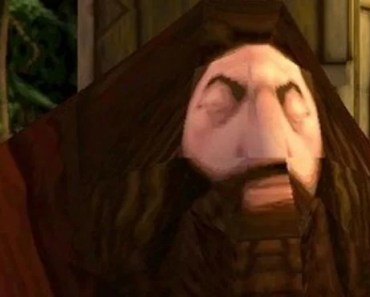 Remembering PS1 Hagrid: A Character So Bad He Was Great