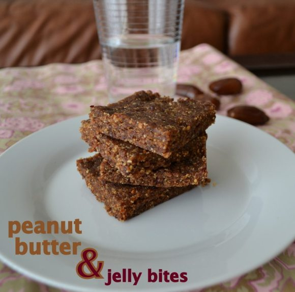 PB Jelly Bites Text