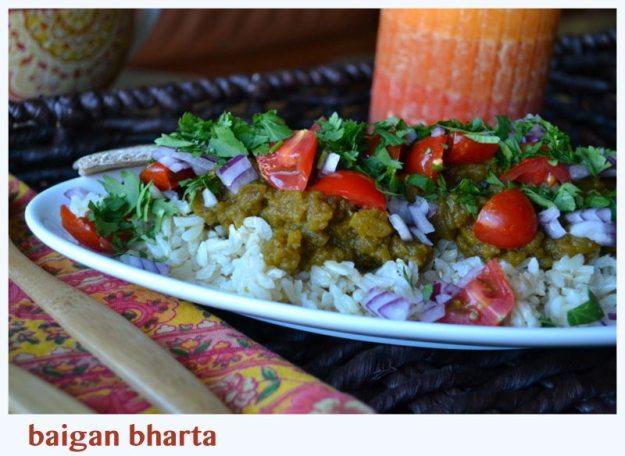 Baigan Bharta