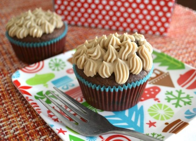 Mocha Spice Cupcake An Unrefined Vegan