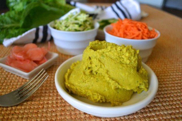 Coconut Curry Wraps An Unrefined Vegan