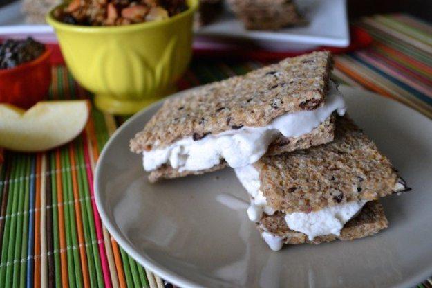 Raw Granola Bar Crackers An Unrefined Vegan