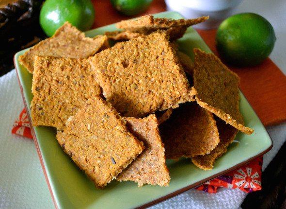 Chipotle Cheez Chips An Unrefined Vegan