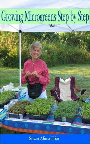 Cover of Growing Microgreens