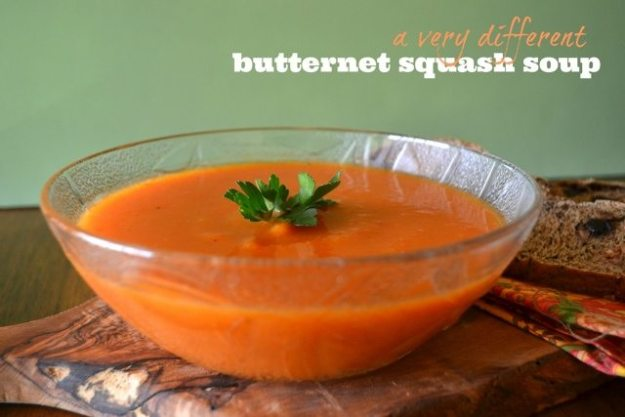 Butternut Squash Soup An Unrefined Vegan