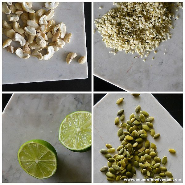 Spicy Chipotle Dressing Ingredients An Unrefined Vegan