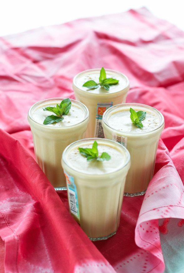 Cantaloupe Cream Shooters An Unrefined Vegan