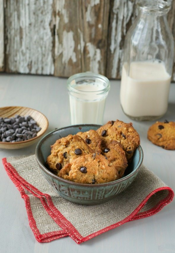 Chocolate Chip Cookies An Unrefined Vegan