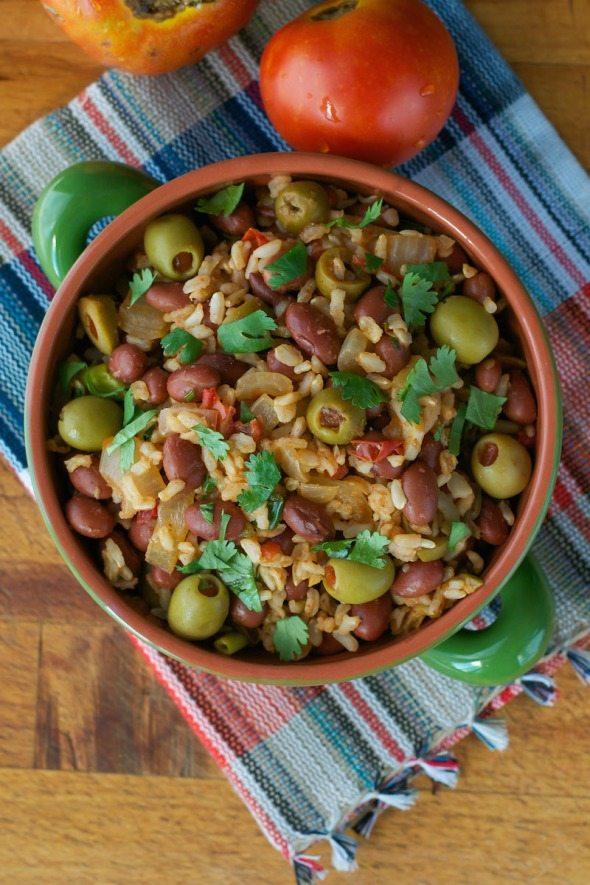 Spanish Style Rice & Beans3 LR
