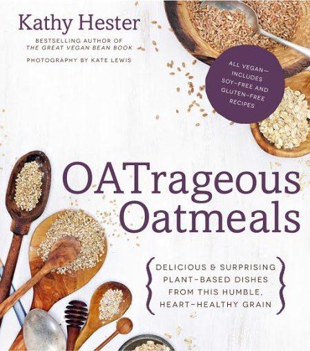 OATrageous Oatmeals Cookbook Cover