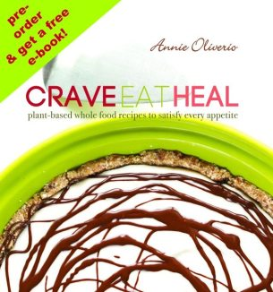 PreOrder Crave Eat Heal by Annie Oliverio