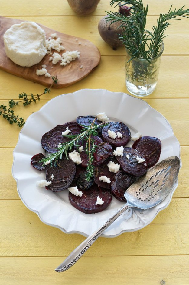 Citrus Herb Roasted Beets An Unrefined Vegan