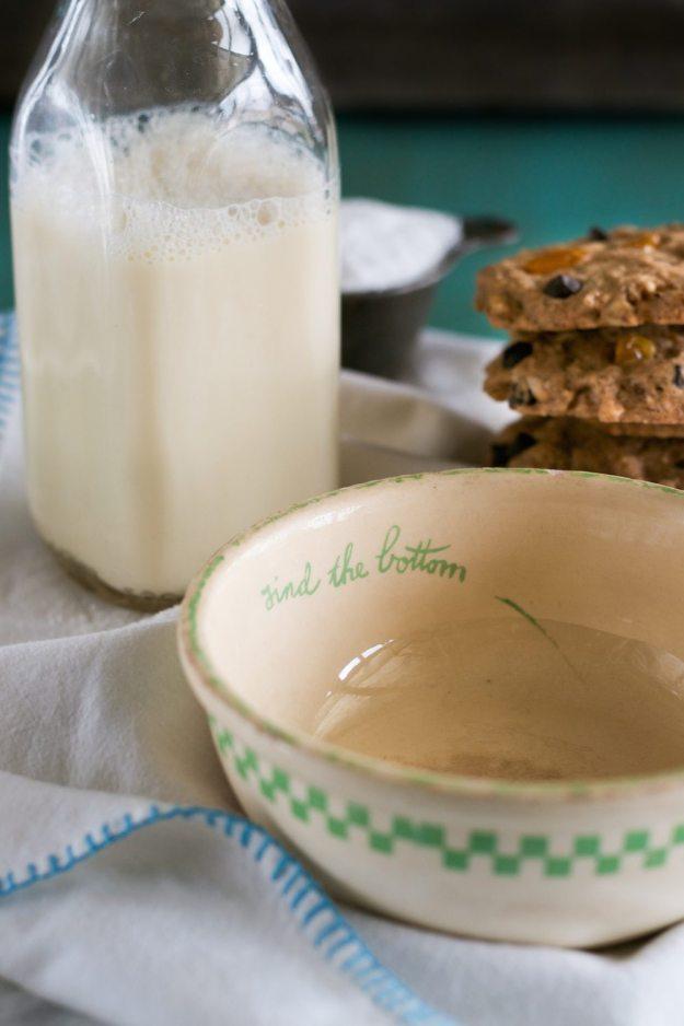 Iced Oatmeal Cookies An Unrefined Vegan