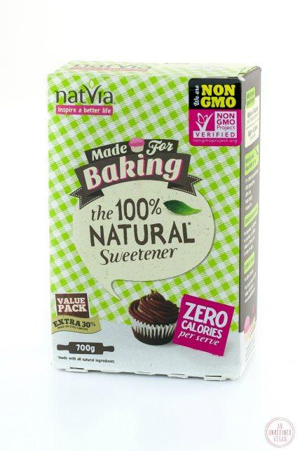 Baking Natvia An Unrefined Vegan