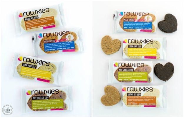 Rawxies Cookies Review on An Unrefined Vegan