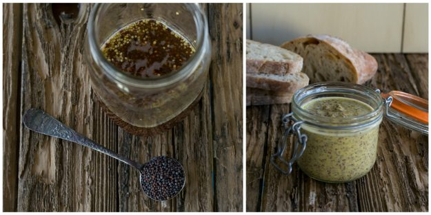 Ale and Brown Sugar Mustard Photo by An Unrefined Vegan