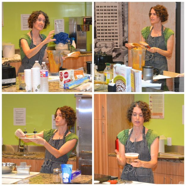 Cooking Class Collage