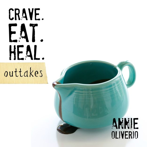 Crave Eat Heal Outtakes E-book