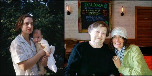 Mom and Me 1966_2015