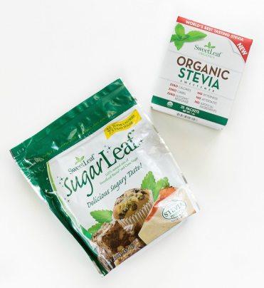 SweetLeaf SugarLeaf and Stevia Packets Photo by An Unrefined Vegan