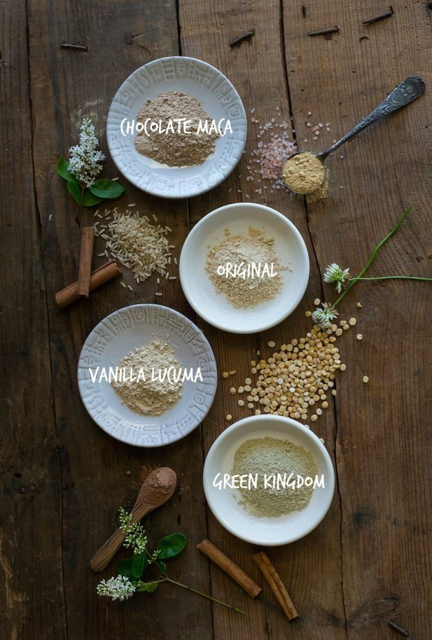 Sprout Living Powders Photo by An Unrefined Vegan
