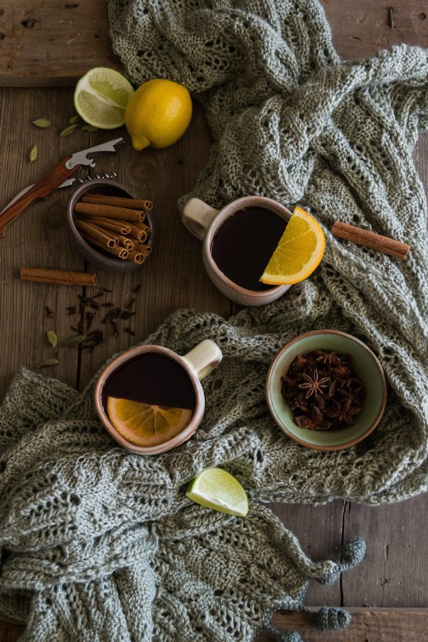 Mulled Wine by An Unrefined Vegan