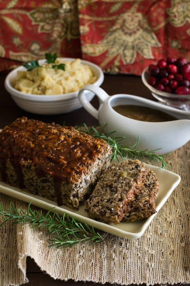 Lentil Meatloaf from It's Got To Taste Good!