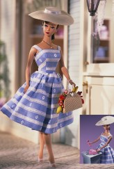 Suburban Shopper Barbie Doll