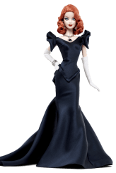 Hope Diamond Barbie Doll