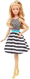 barbie-girls-fashionistas-46-black-white-stripes-doll