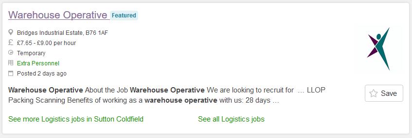 agentiile de recrutare cauta job in birmingham alege un anunt