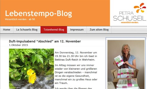 Lebenstempo-Blog