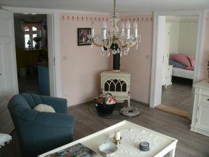 Nostalgie Ferienhaus vor Usedom an der Ostsee