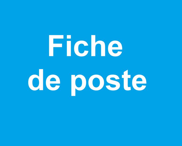 [UNSA] Mise à jour des fiches de poste #IFSE #recours #2ndSemestre