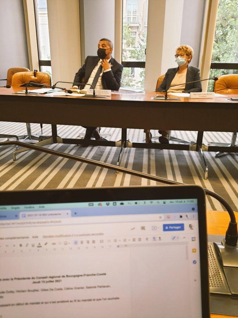 Nouvel exécutif à la Région : l'UNSA rappelle à l'administration ses revendications