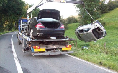 Accident trajet travail
