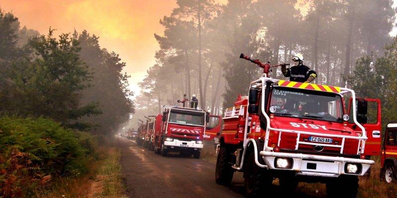 L'UNSA-SDIS33 fait des propositions relatives à l'ordre départemental feu de forêt