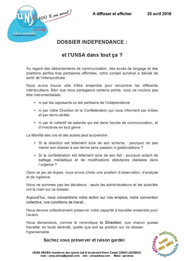 2018.04.25 UNSA communication dossier Confe?de?ral.jpg